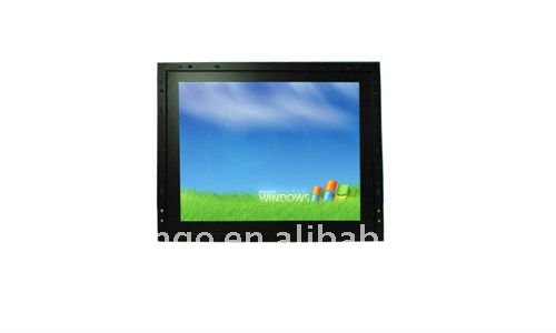 15'' LCD Monitor Display/Panel/Module/Screen with ELO Touch