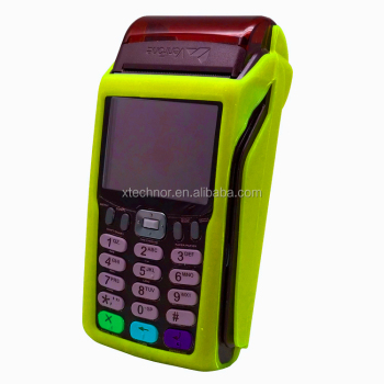 Custom Shape Silicone Skin Cover for POS Machines