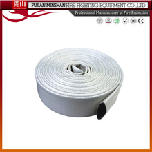 Factory Discount price white single jacket Hydrant Fire Hose