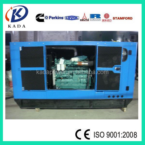 Yuchai Engine Used Diesel Generator Set