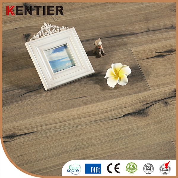 Famous Grey Color Water Dust Proof Laminate FLoors