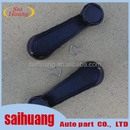 Plastic car door window handle for Tercel EL40 69260-16010