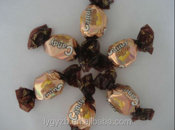 Toffee Candy with fruit flavor