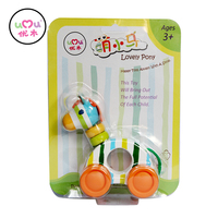 UMU 1207Cheap Horse Babyl Wooden Toys