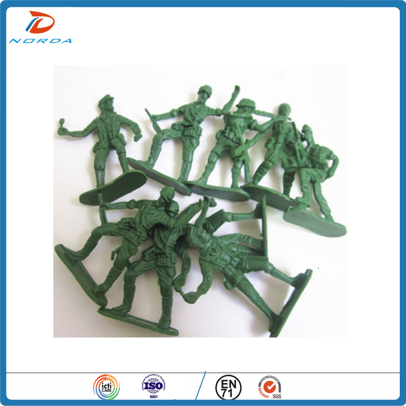 Plastic Toy Army Soldiers Small Soldier Toys