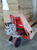 Hand Pallet Truck (AC25, AC30, DF25, DF30) with brake