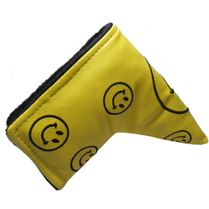 Smile Golf Blade Putter Head Cover