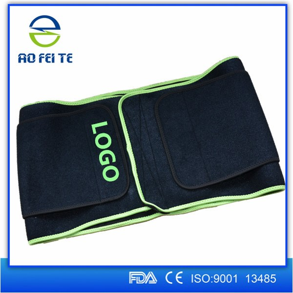 new style sweet sweat waist trimmer belt form fit waist trimmer belt manufacturer