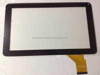 9'' Tablet Touch Screen, Digitizer, Panel, LCD Glass, Display For Amoi M90 GT90DR8011 V1 GT90DR8011V1