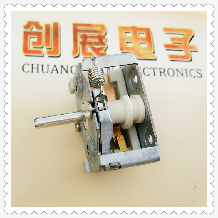INDUSTRIAL SELECTOR SWITCH FOR THERMOSTAT