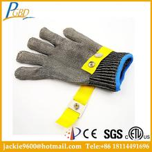 NJDJ- Quality assurance beautiful design white cotton garden glove women