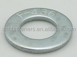 F436 Hardened Washer Galvanize