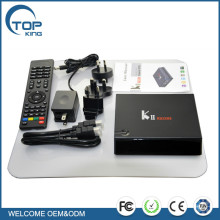 2017 newest KII Pro Amlogic S905 DVB S2 T2 Android TV BOX K2 pro Android 5.1 KODI 16.0 2GB RAM 16GB ROM