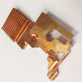 OEM Brass High Precesion CNC Machined Parts For Temperature Regulator