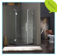 2016 china OEM manufacturer whirlpool steam massage tempered glass bathroom shower enclosure /shower cabin /shower room