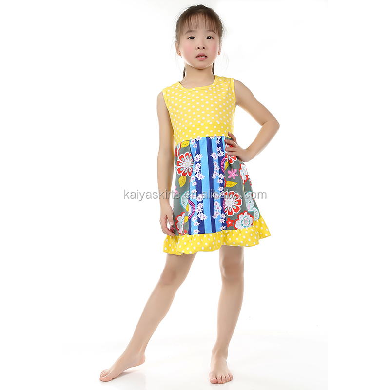 girls dresses summer dress children clothes