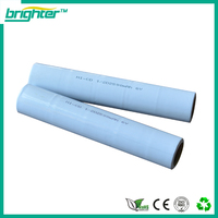 Hight temperature 6.0volt 1/2d ni-cd rechargeable battery pack