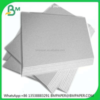 Gray cardboard sheets 1.0mm for sale paper core manufacture