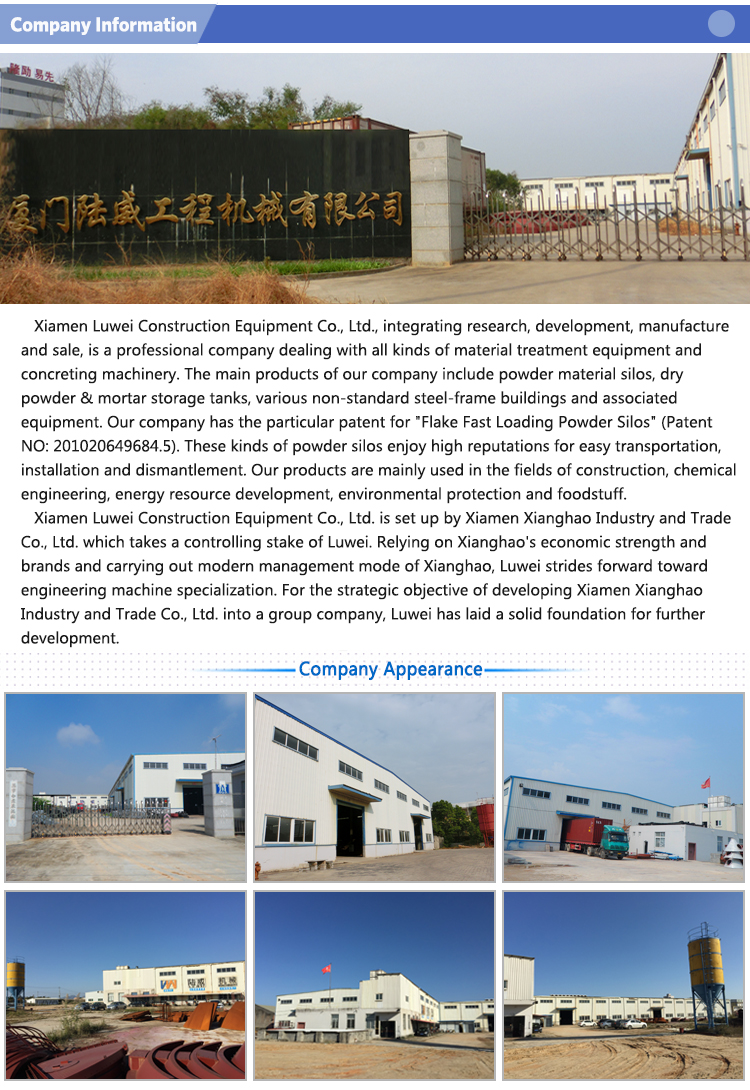 Bolted type storage corn wheat china steel silo price