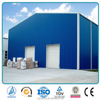 Light gauge steel structure warehouse large Span buildings