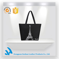 The Canvas with customer printed handbags,the most famous brands handbags