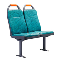 Leadcom Upholstered Airport Bus Seat For