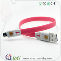 Flat Colorful With Funny Logo Thin