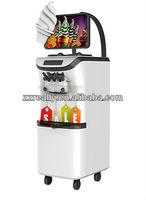 Italian used soft serve ice cream machine for 15% discount