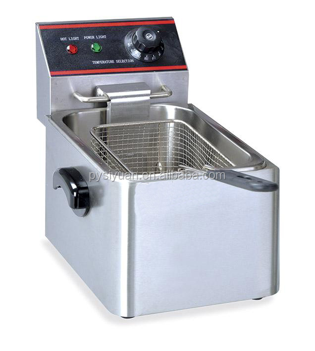 Best Sale Professional Tabletop Electric Deep Fryer MADE IN CHINA