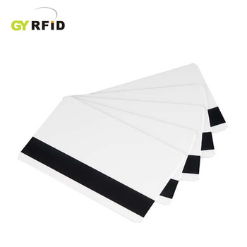 stripe debit card magnet card for loyalty system (ISOM)
