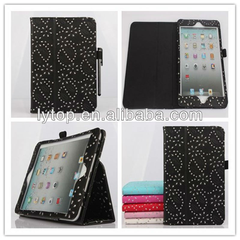 For IPad Mini Bling Case With PenSlot