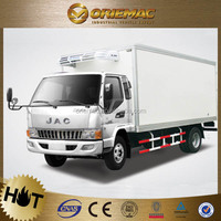JAC refrigerated truck box