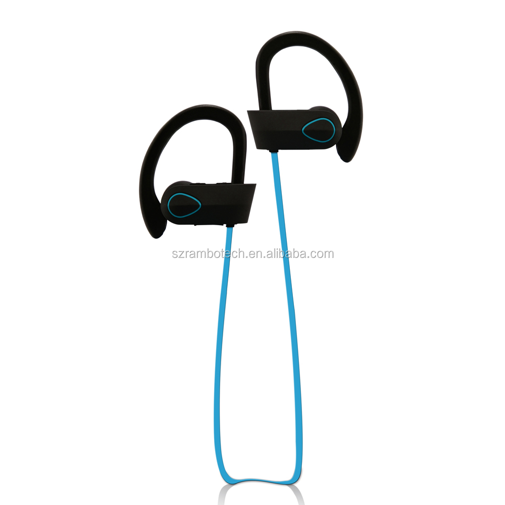 2016 New sport wholesale wireless stereo bluetooth headset with mp3 player
