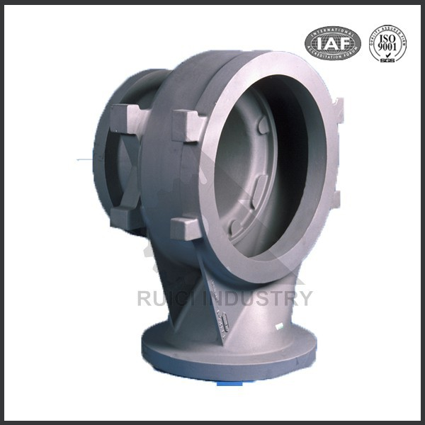 China custom supplier gray ductile iron lost foam casting