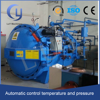 electric heating air full automatic Autoclave Rubber Vulcanizer