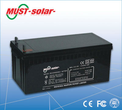 12v 200ah inverter batteries