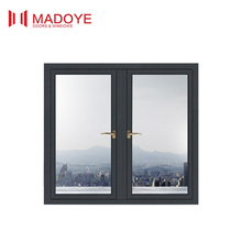 Australia standard AS2047 aluminum interior sliding window for housing wood clad grain finished timber look China top quality