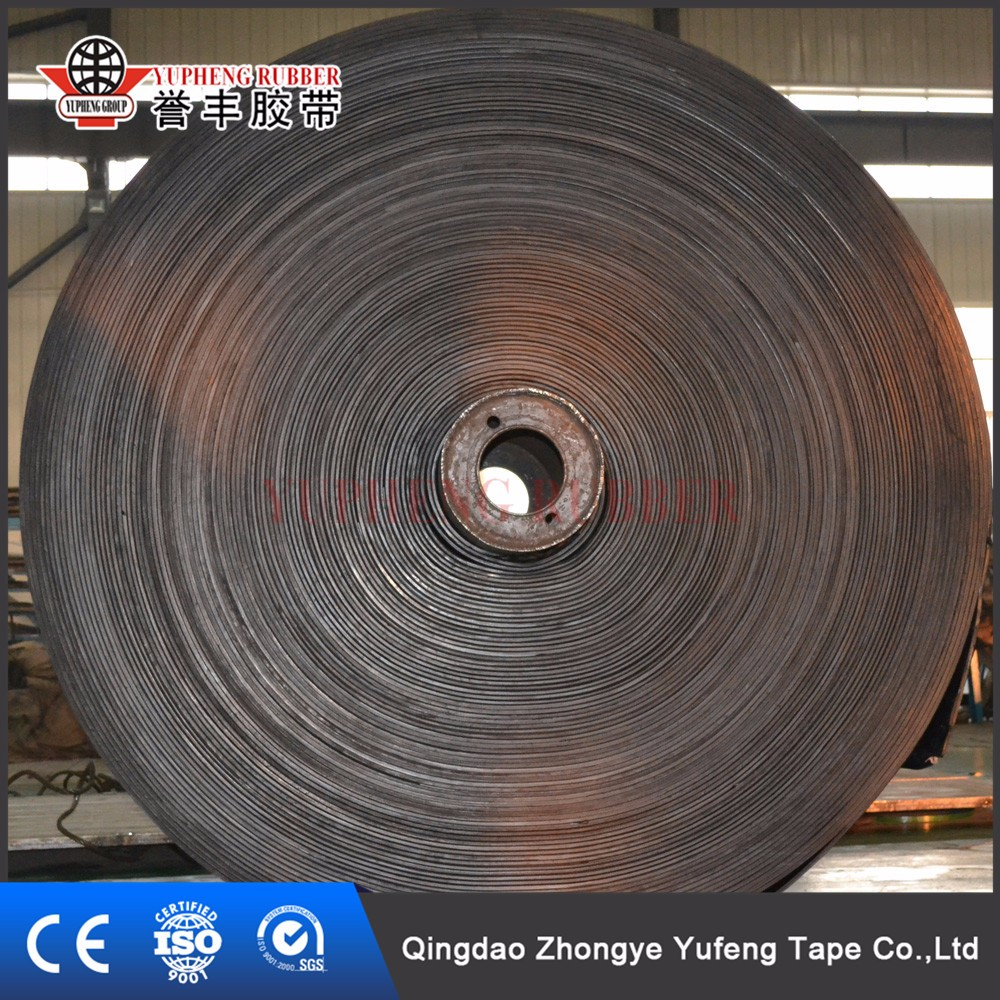 Premium Quality Oil Resistant EP Rubber Conveyor Belt