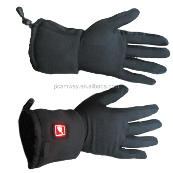best ski snowboard motorcycle rechargeable battery heated gloves