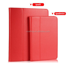 For iPad mini Smart Case Cover,For iPad mini leather case