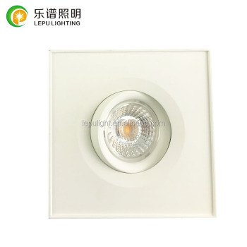 2018 new Gyro led cob surface downlight with fast wiring and install warm white 2700k 3000k 4000k design for Europe