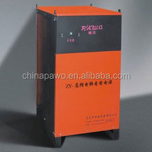 Rectifier for electrochemical polishing