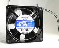 high airflow and low noise 120x120mm ac axial fan motor