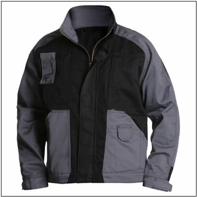 Light Weigh Cotton Varsity Jackets Industrial Mens Working Jacket