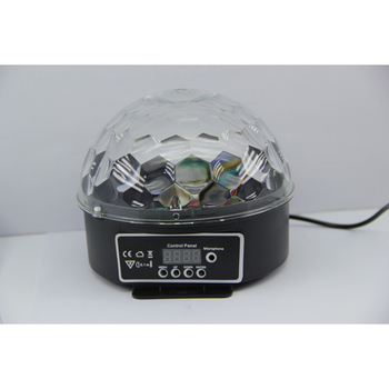 Gift promotion lighting portable speaker with clock radio SPU-004H