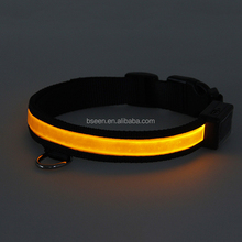 New Arrivals Name Brand Popular Products Pet Flashing Prodcut Lighting Colorful LED Necklace Dog Collar