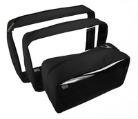 Topsale toiletry bag pvc transparent,all kinds of pvc bag,pvc travel bag