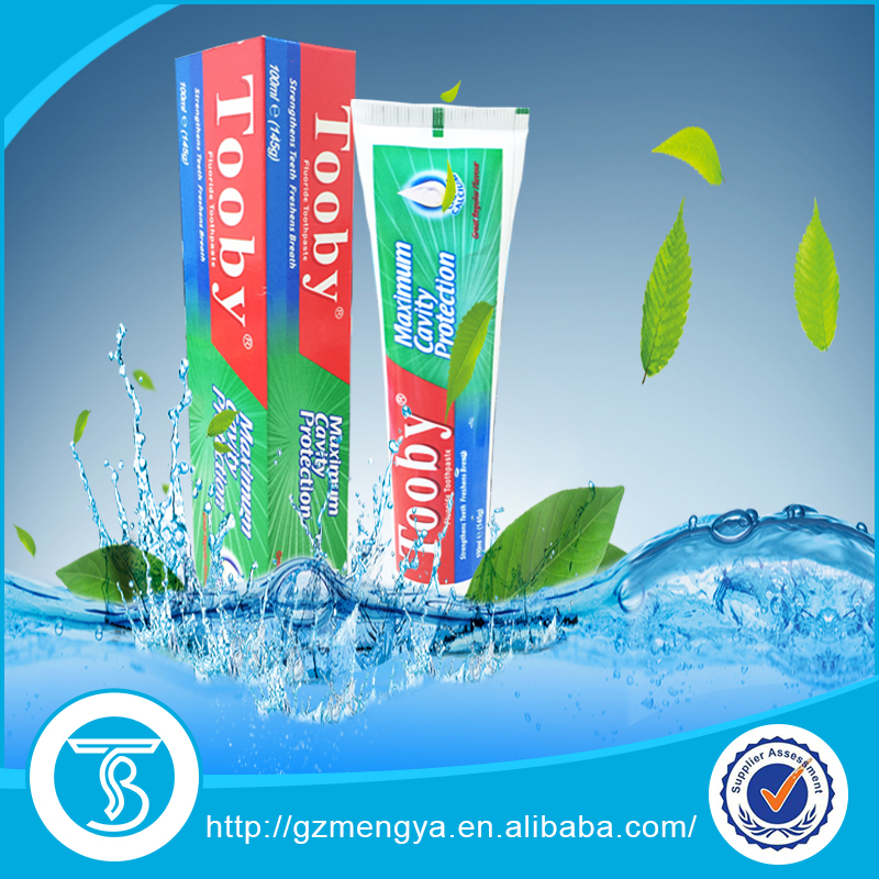 OEM factory cheap toothpaste production costs and production equipment