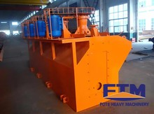Tin ore flotation machine/ tin flotation separator with high concentrate (Factory offer)