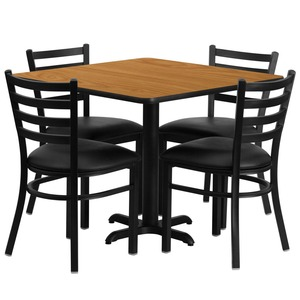 table and chairs for restaurants